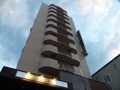 「アパホテル 青森駅東」です。