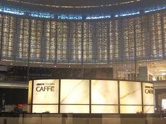 カフェもたくさんあります。 これは、アルマーニのカフェ~\(^^)/