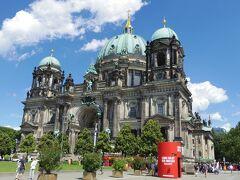 今日はベルリン大聖堂に入れました。 ここは7ユーロですが、ベルリンパスで入れます。ミュージアムパスでは入れません。