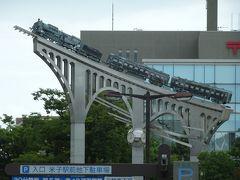 米子で宿泊してこの旅3日目の朝、米子駅から出発