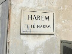 別料金のハレムへ。