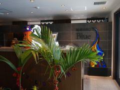 今日のランチは、ホテルに戻ってアネックス棟にある【琉球BBQ blue】へ!!