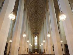 1468~1488年に建てられたゴシック様式の教会。