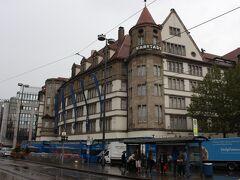 ドイツ全土でよく見られる大衆的デパート、カールシュタット