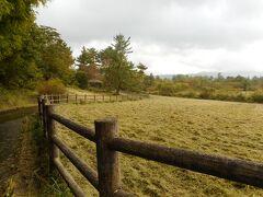 自然牧場公園ということだが牛はいない