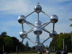 ブリュッセル観光を楽しんだ後こちらにつれていってもらいました。