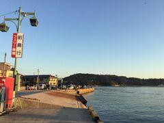 牛窓の親戚にレンタカーを停めさせていただき、 しおまち唐琴通りを歩き、ホテルリマーニ、 海遊文化館と進み、 牛窓港フェリーターミナルに3-4分で着きました。