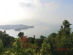 牛窓諸島(多島美)の青島。 一番東にあります。