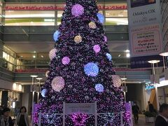 地元の相模大野駅へ戻ってきました。 前の日曜日にクリスマスツリーの点灯式が行われたようです。  もうすぐジングルベルかぁ。