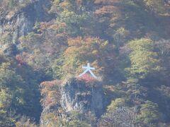 八角形の建物の3階が展望写生室になっていて、そこから上毛三山が見渡せます。 白雲山の中腹にあり 中仙道を通る旅人の目印となった、妙義大権現の「大」の白文字。  http://www.tomioka-silk.jp/spot/sightseeing/detail/Myogi-Frusato-Museum.html