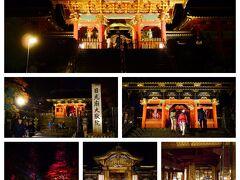 日光山輪王寺大猷院 本殿は比較的人も少なく静かに拝観できました。