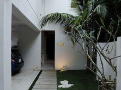 夕方前にホテルに到着。 恩納村にある『クリッパー沖縄ベース』にお世話になりました。
