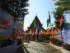 まずは、ワット・プラシンというお寺へ。