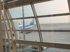 都内自宅を出発し、始発の地下鉄に乗って羽田空港へ。 午前5時過ぎ、眠い目を擦りながら搭乗手続きを。 久し振りのANAにて石垣島に直行~✈ 飛行距離1600Km。