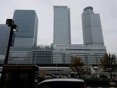 名古屋から大阪は新幹線・特急といろいろあるのですが、まさかの高速バスを選択しました。