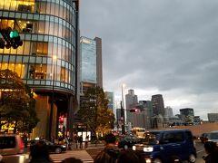 3時間ちょいで大阪に到着です。ウィラーだとスカイビル着なので少し歩きますが新しく出来たグランフロントを見れたので問題なしです