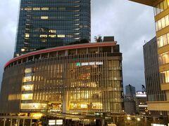 地味に、2年ぶりの大阪です