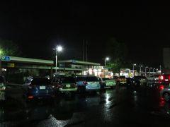 深夜割引の恩恵を享受するため4:00前に所沢ICを通過はしましたが、いくら何でも少し早すぎるので、上里SAで休憩しました