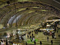 そんな思い出を懐かしく振り返りながら ストックホルム中央駅の まさに中央にあるインフォメーションで 市内交通機関が24時間乗り放題の SLアクセスカードを購入。120Skr (約1,700円) 1区間でも40Skrするんですって。高っ。