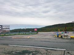 駒止の滝から車で15分、《マウントジーンズ那須》に来ました。ここから《紅葉ゴンドラ》に乗って、那須岳の紅葉を楽しみたいと思います。