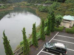 「相沢川取水ダム」から「道平川ダム」にやって来ました 「相沢川取水ダム」から「道平川ダム」は3km程の距離