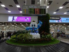 清渓川のライトアップの季節にばかりソウルに来ているような気がします。  旅は金浦空港から。