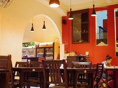 ルーヘングバウン通りにあるレストラン、ラオ・キッチン。