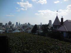 次に行ったのは、北野天満神社 北野天満宮からの景色は最高です。