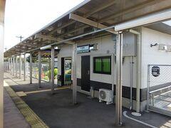 仁井田駅。