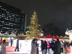 2丁目 第16回ミュンヘン・クリスマスin Sapporo会場 ステージ前のフォトスポット http://www.sapporo-christmas.com/