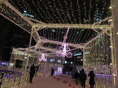 さっぽろホワイトイルミネーションは日本三大イルミネーションのひとつ https://white-illumination.jp/