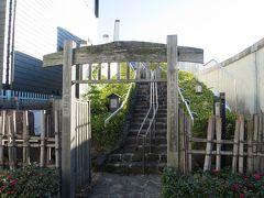 芭蕉庵史跡展望公園(入園無料)  隅田川の遊歩道沿いに、芭蕉記念館の分館である芭蕉庵史跡展望庭園があります。