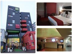 フランスに戻って来ました。  ミュールーズで2連泊したホテルは、ホリデイイン ミュルーズ 。