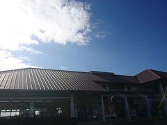 最初にやってきたのは、道の駅^^ 景色が良いと知って、ここに来たくなりました☆