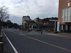 昨夜着いたので翌朝朝食後、温泉街を少し散策しました。 霧島温泉市場だけは近くなので行ってみました。 8時半には2階にある霧島温泉観光案内所は開いているようです。