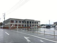 さて、台風の雨足が強まる中、1時間ほどレンタカーを走らせ西北に移動し、深谷市の「渋沢栄一記念館」へ。  ◆渋沢栄一記念館 http://www.city.fukaya.saitama.jp/shibusawa_eiichi/kinenkan.html