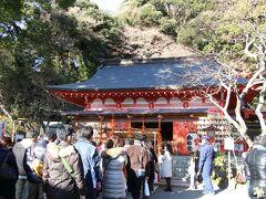 荏柄天神社  こちらも毎年お詣りさせてもらっています。 天神さんですから、受験シーズンを前に、参拝者が増えますね。