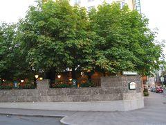 ホテルイムラウアーのビアレストラン