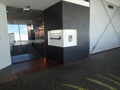 時間があるので、ニュージーランド航空のラウンジへ。ニュージーランド航空のサイトだとスターアライアンスゴールド会員の入室可否が分からないのですが、何も問題なく入れました。