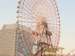横浜-8  汽車道=散策路:夕陽 /24     9
