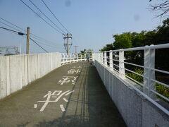 翠華路自行車道橋梁