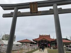 次は宮古神社。