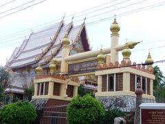 城壁内の北西角付近に位置している、ワット・パーヤップ僧侶が造った、瞑想用の洞窟部屋がある。