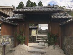 知覧は薩摩の小京都と呼ばれており、江戸時代の建物が多く残されています。