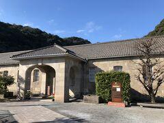 尚古集成館です。 1865年に竣工した機械工場跡地で、重要文化財となっています。 内部は島津家の歴史・文化と集成館事業を語り継ぐ博物館「尚古集成館」となっています。