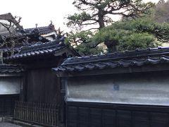 内藤家庄屋屋敷は龍御前神社からゆうゆう館に行く途中にあり、 数少ない観光スポットの一つです。