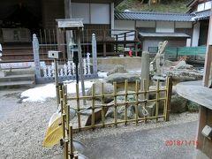 羅漢寺は無料でした。 道の反対側にある、洞窟の中の五百羅漢は有料500円でした。
