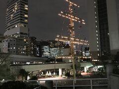竹芝客船ターミナルは、ホテルのすぐ近くです。