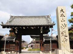 日蓮宗の寺院、次は妙蓮寺。 ここも本山の一つ。