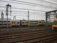 さて、天気はあまり良くないけど、ブルーマウンテンズに向かいますか! 旅先で電車に乗るのは初めてかも。